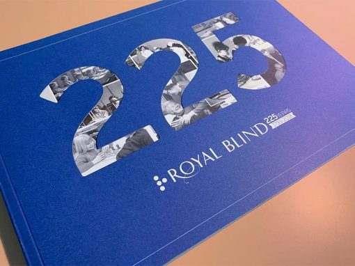 Royal Blind | 225 Year Book