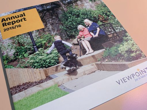 Viewpoint | Annual Report 2015/16